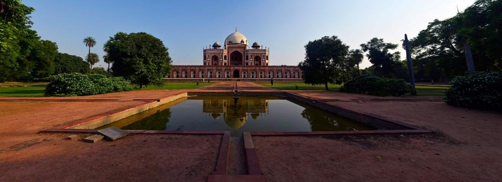 Humayun's Tomb, Monuments of love, Delhi monuments, Courtesy: Sahapedia