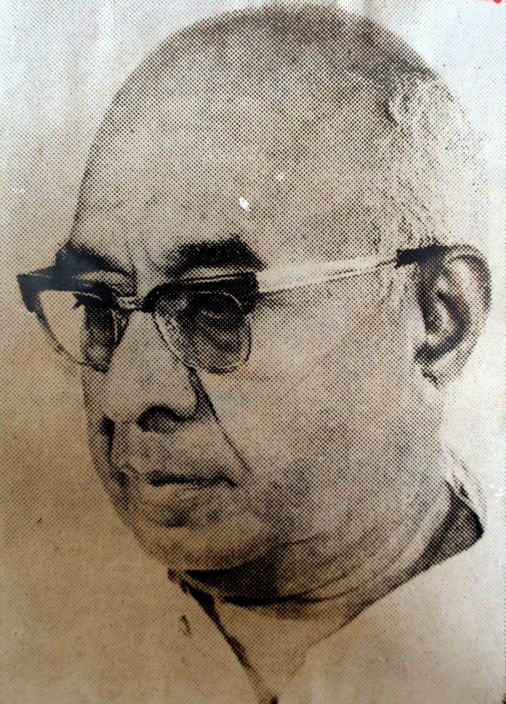 Fig. 1. A.V. Meiyappan founded AVM Studios in 1949 (Courtesy: N. Ramesh)