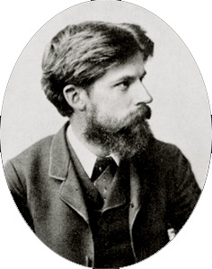 Patrick Geddes in 1886; Courtesy: Wikimedia Commons
