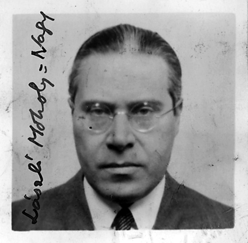 László Moholy-Nagy, Courtesy: Wikimedia Commons