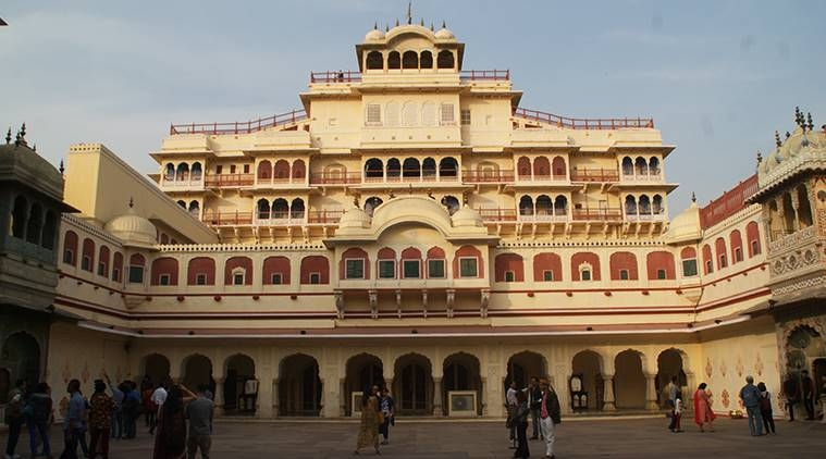 Maharaja Sawai Man Singh II Museum - Jaipur_Museums of India