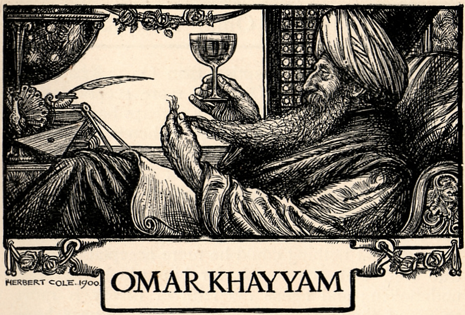 Omar Khayyam Illustration