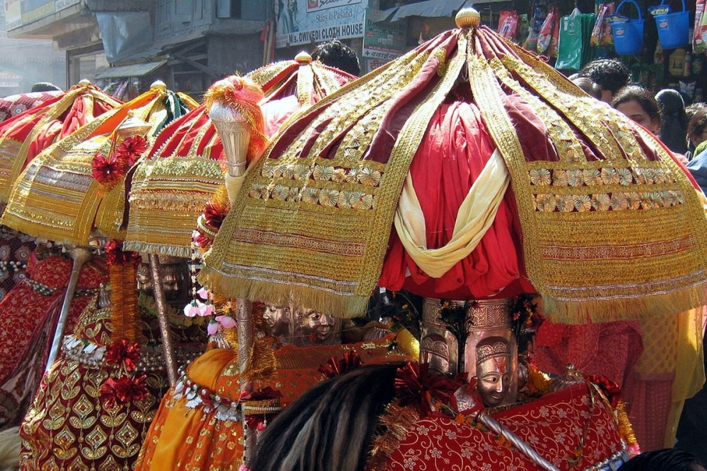 Mandi Shivaratri mela, Mahashivaratri, shivratri, Photo: Wikimedia Commons