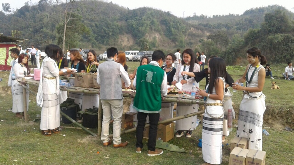 Mopin Festival, Mopin Ape, Galo Tribe, Harvest festival of India, Arunachal Pradesh