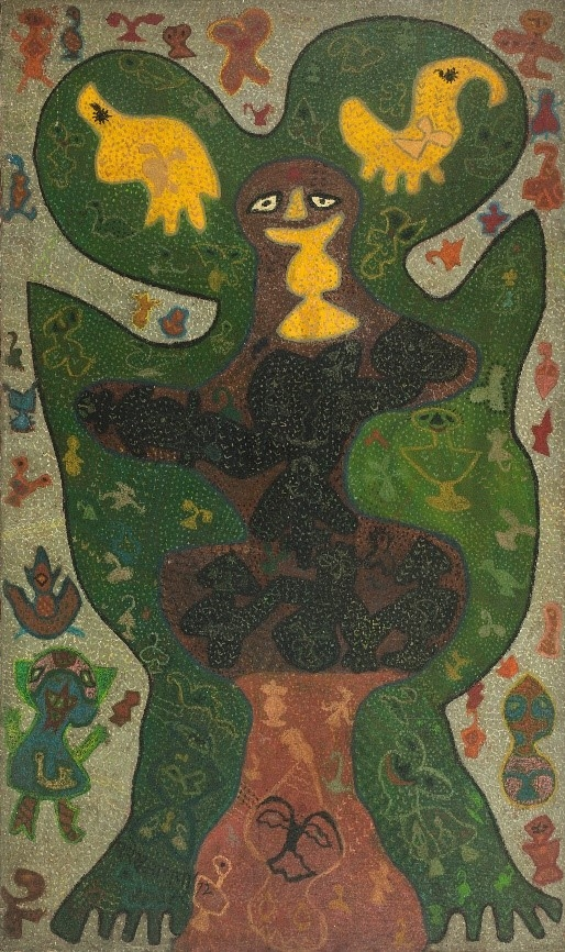 Mother, Madhvi Parekh, Mother in Indian Art