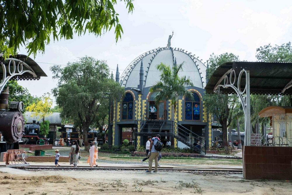 National Rail Museum, Museums of India