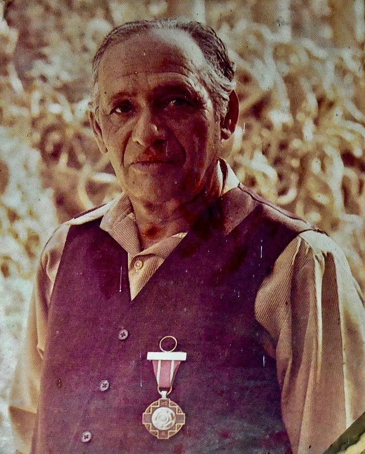 Nek Chand in 1984_Forlornandshorn - Wikimedia Commons