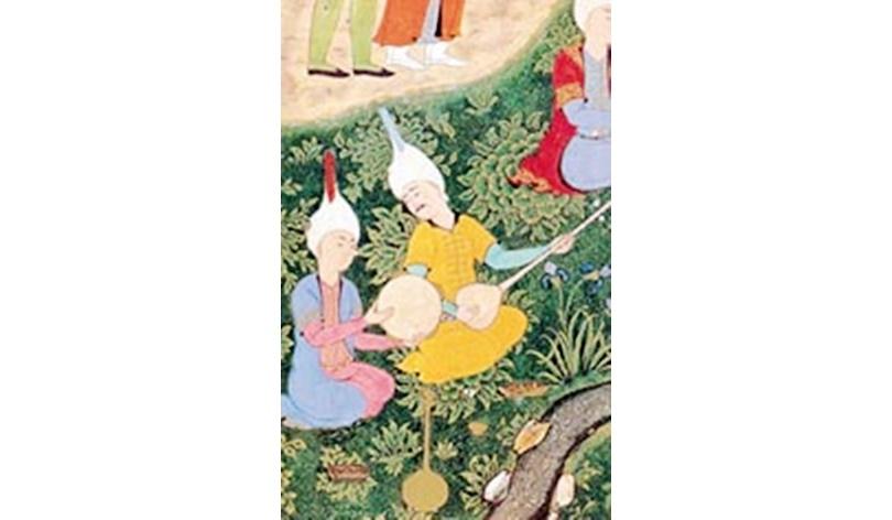 Nizami, persian poet, layla majnu author, Courtesy: The Tribune