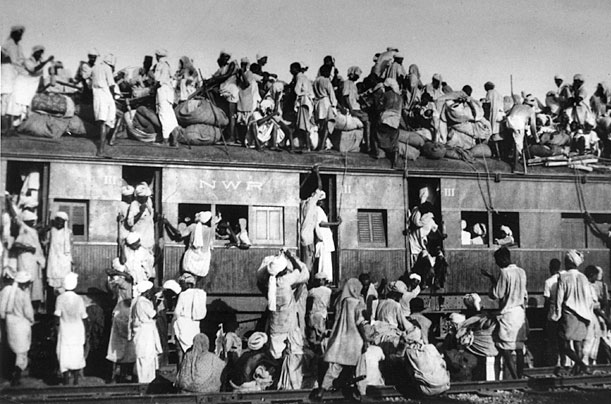 Partition of India, Migration, Refugees
