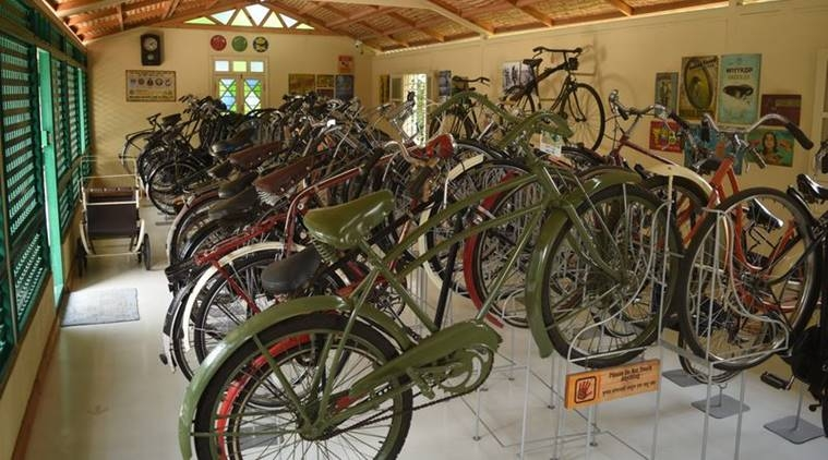 Pendse Cycle Museum Pune, Museums of India