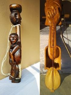 ढोडरोबानाम:कलाकार-सनातनमुर्मूऔरबड़काकिस्कु(फोटोःघोसालडांगाबिष्णुबाटीआदिबासीट्रस्टसंग्रहालय,बीरभूम,प.बंगाल, 17अक्टूबर2019)