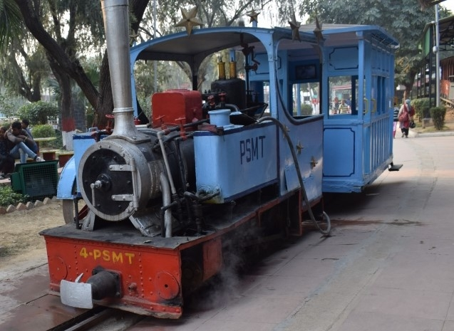Patiala State Monorail Tramway, National Rail Museum