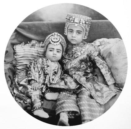 Salabath Jah and Sahebzadi Ahmed un Nisa, B.N. Goswamy, The Tribune