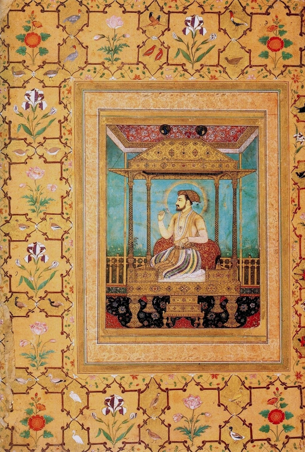 The Peacock Throne, Shah Jahan, Nadir Shah, Mughal Empire, Shahjahanabad