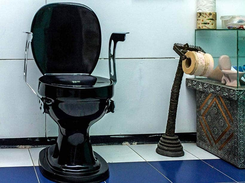 Sulabh International Toilet Museum, Museums of India