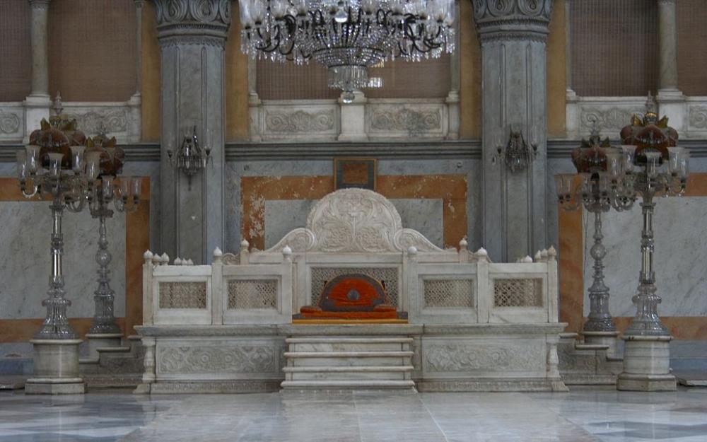 Takht-e-Nishan, Hyderabad, Chowmahallah Palace