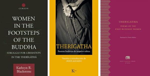 Therigatha Books, Buddhist Poetry, Gautam Buddha