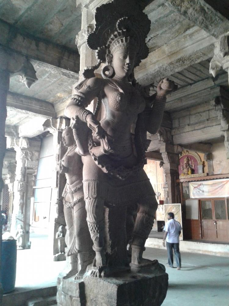 Tirunelveli Nellaiappar temple in Tamil Nadu, Courtesy: Ssriram mt/Wikimedia Commons