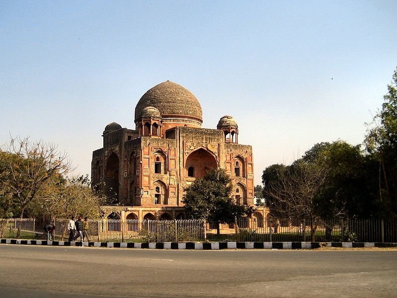Tomb of Abdur Rahim Khan I Khana, delhi monuments, monuments of love, Courtesy: RussBowling Wikimedia Commons