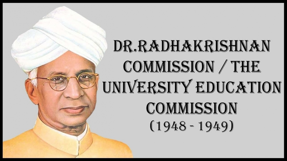 University Education Commission, S radhakrishnan education policy, NEP 2020, Youtube Jyo's Learning Hub