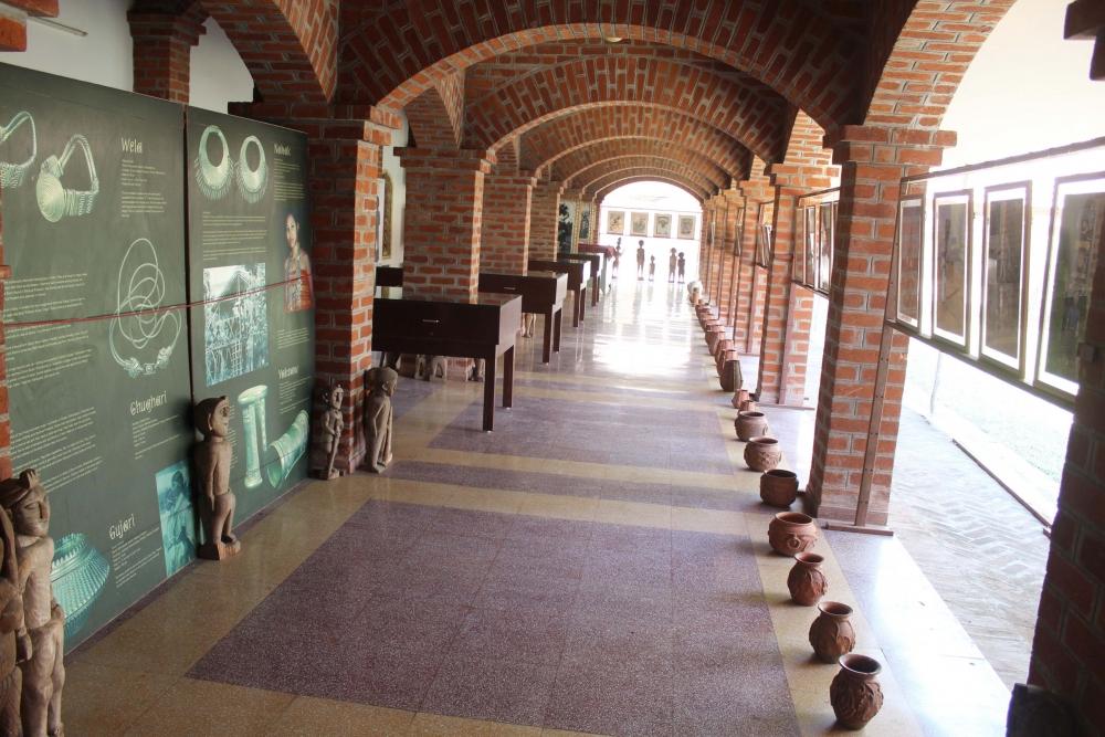 Vaacha virtual museum