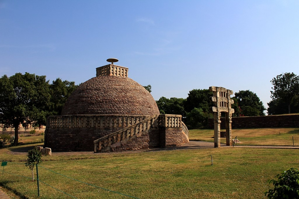 Sanchi Stupa, Buddhist Architecture, Buddhism