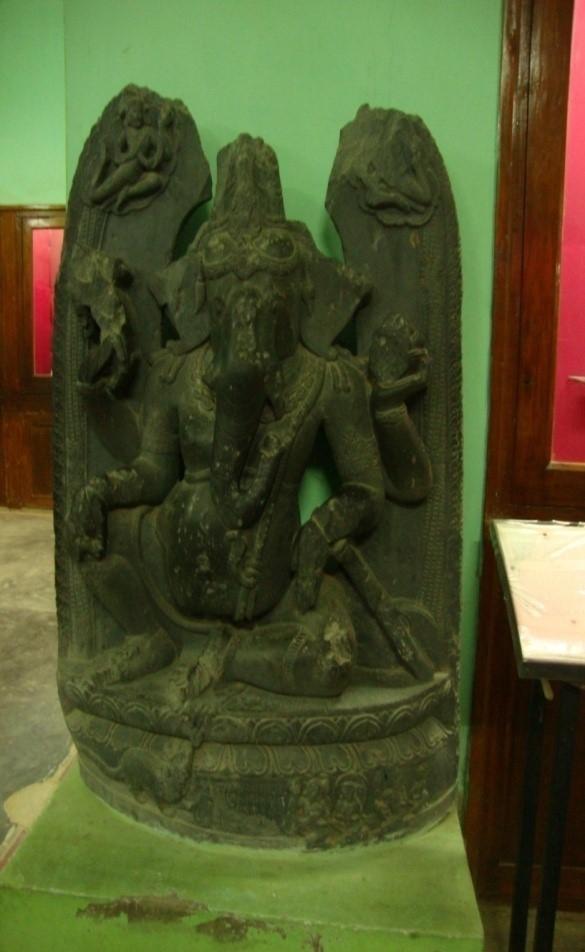 Fig. 4. Mandhuk Ganesha Image