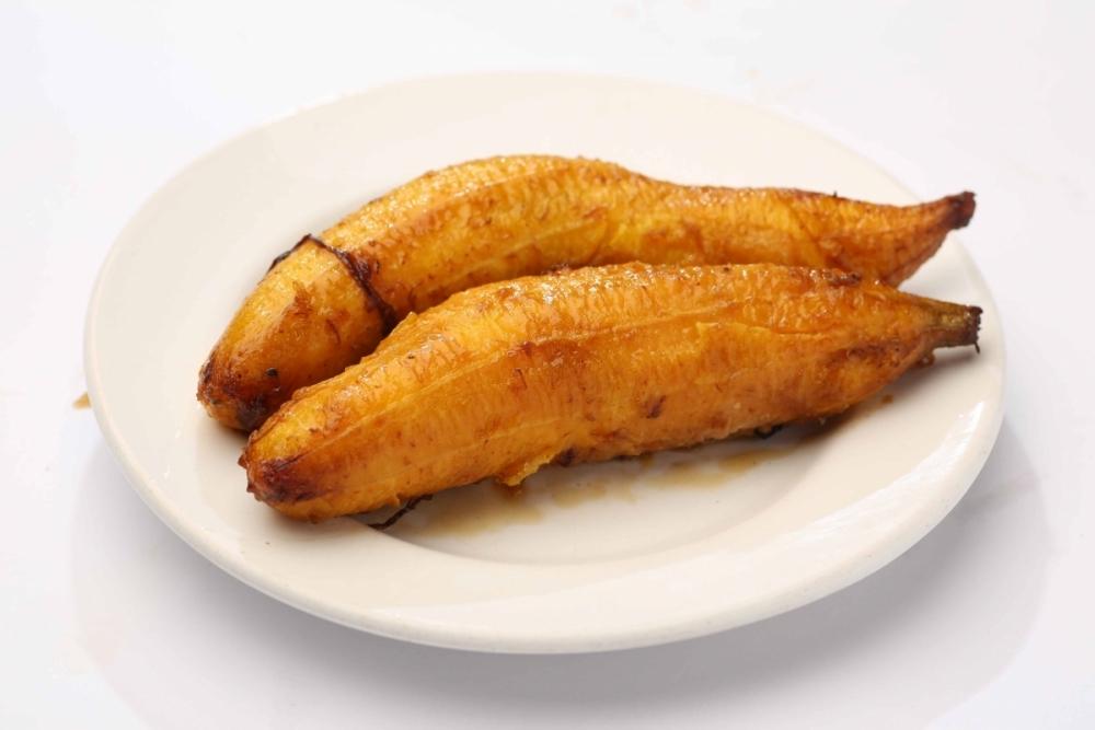 Pazham nirachathu or stuffed plantain