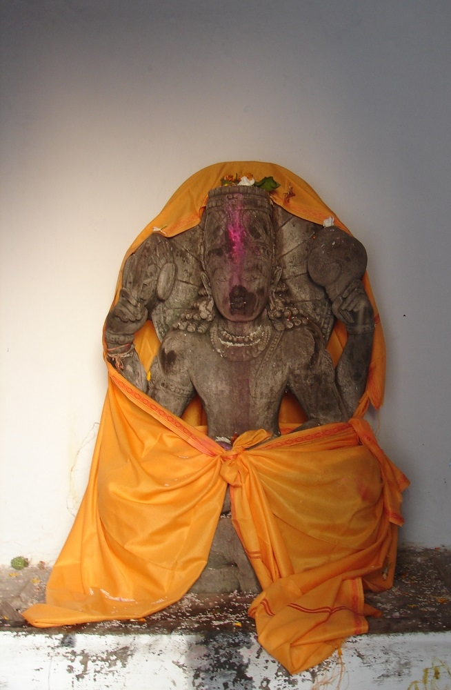 Four-armed Vishnu
