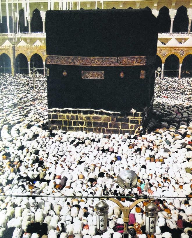Ka'aba, Mecca, Pilgrimage