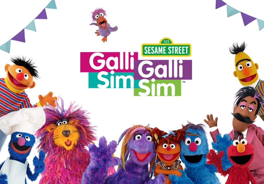 Research forms the core of Galli Galli Sim Sim at every stage of production. Each episode is informed by the educational experts and has clear educational goals that it aims to teach the viewers.