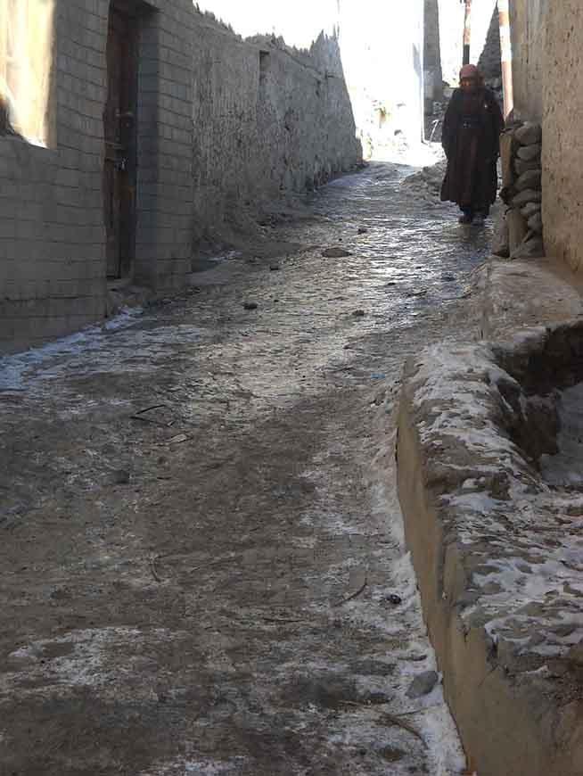 The Old Town Leh, Ladakh | Sahapedia