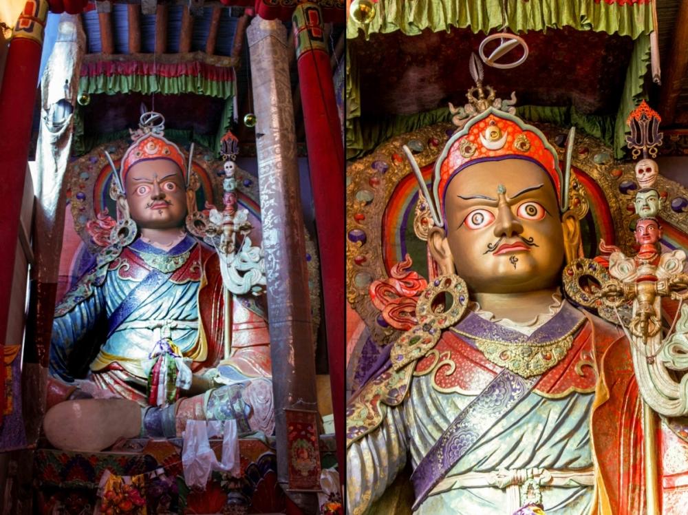 Hemis Monastery   Sahapedia