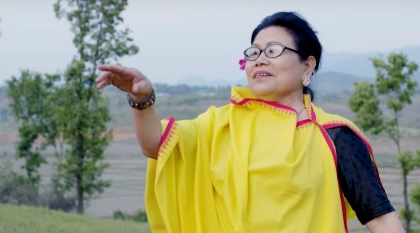 Lourembam Bedabati, Manipuri singer, AR Rahman, Harmony with A.R. Rahman, Amazon Prime