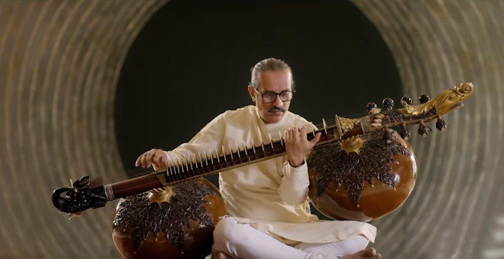Ustad Mohi Baha'uddin Dagar, Rudra Veena, AR Rahman, Harmony with A.R. Rahman, Amazon Prime,
