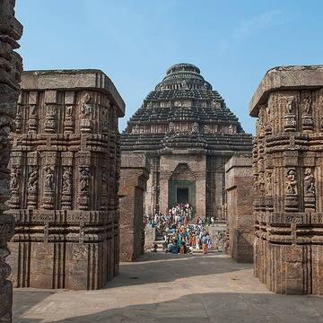 konark temple, konark mandir, konark sun temple