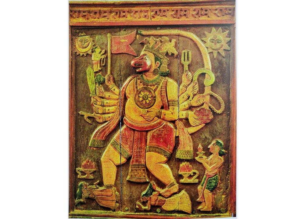 Hanuman, Hanuman panchmukhi, who is hanuman, hanuman history