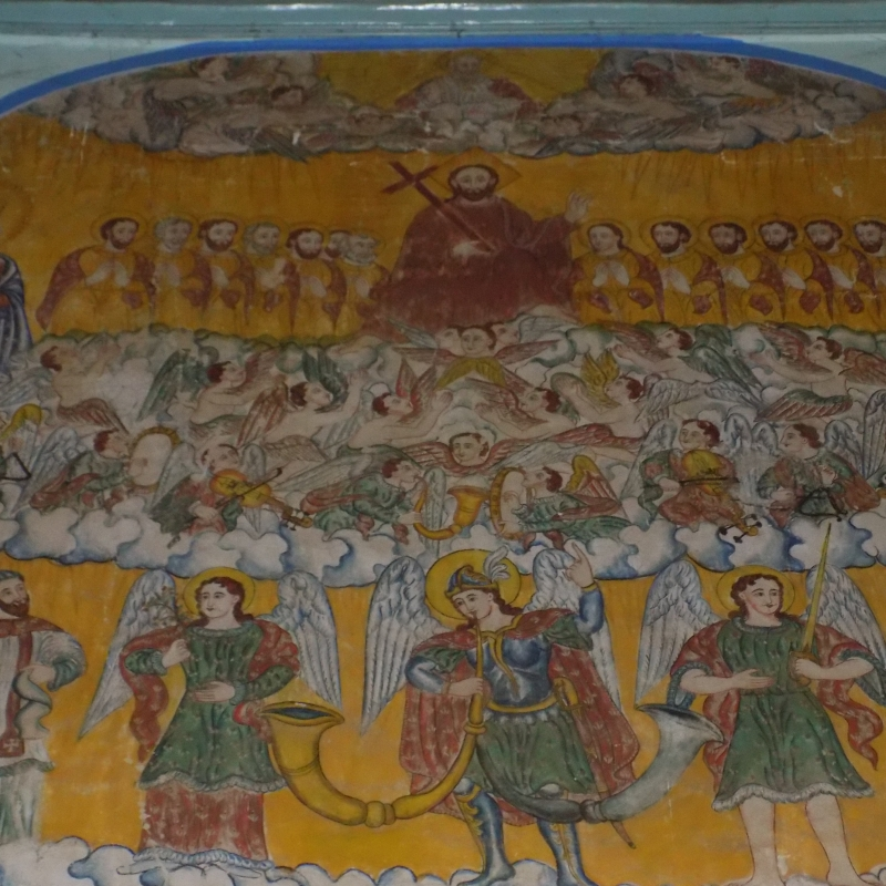 Church Murals of Kerala