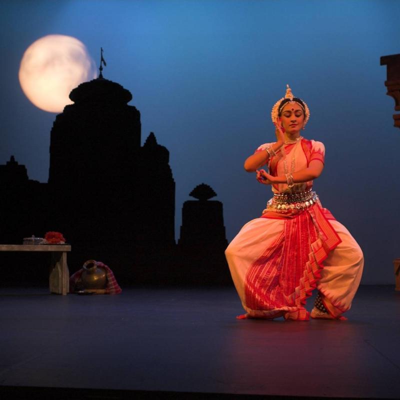 A Brief History Of Odissi Dance Sahapedia