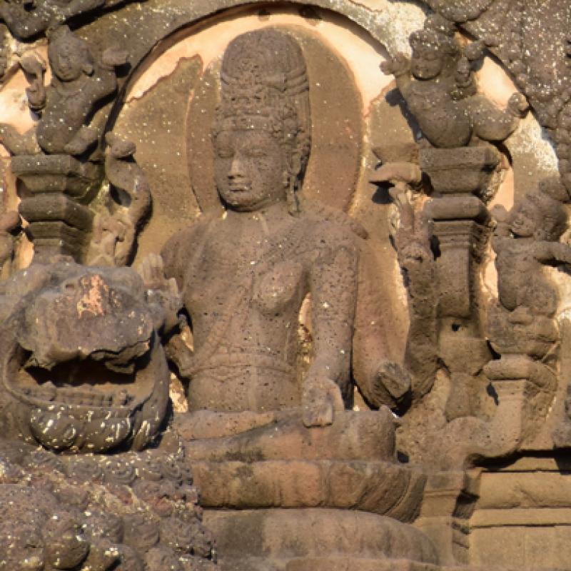Manifestation of the Unmanifested: Shiva Sculptures of Kailash Temple,  Ellora | Sahapedia