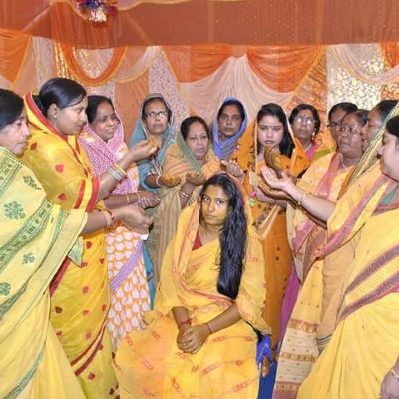 Traditional Bengali Muslim Wedding Songs | Sahapedia