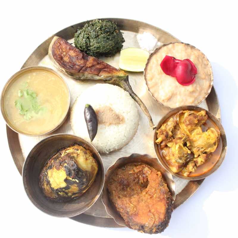 Our Food Their Food: A Historical Overview of the Bengali