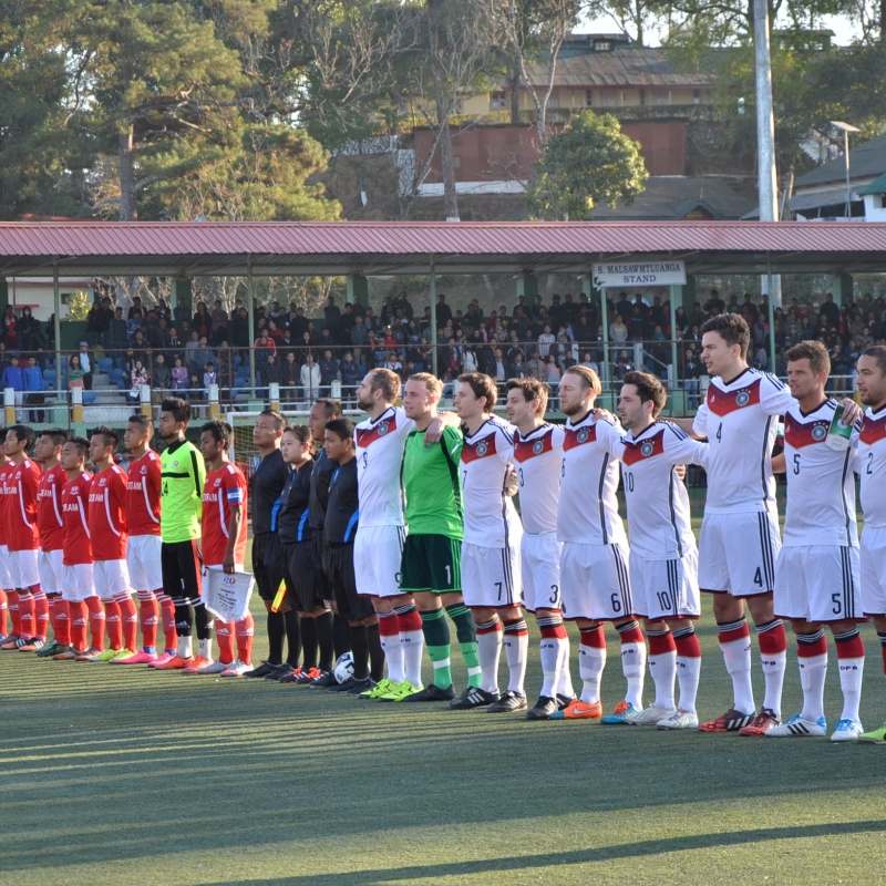 The Culture of Football in Mizoram | Sahapedia
