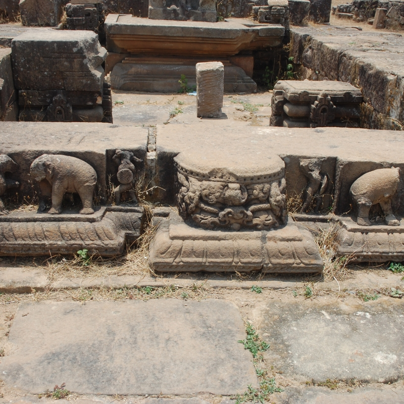 Deepadih, archaeological site in Chhattisgarh
