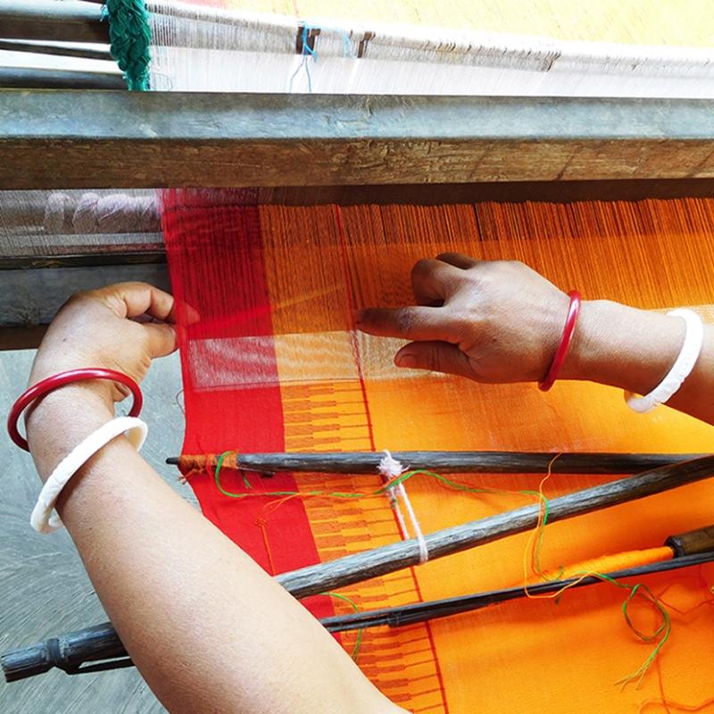 Dimasa Textiles: Weaving Techniques and Processes