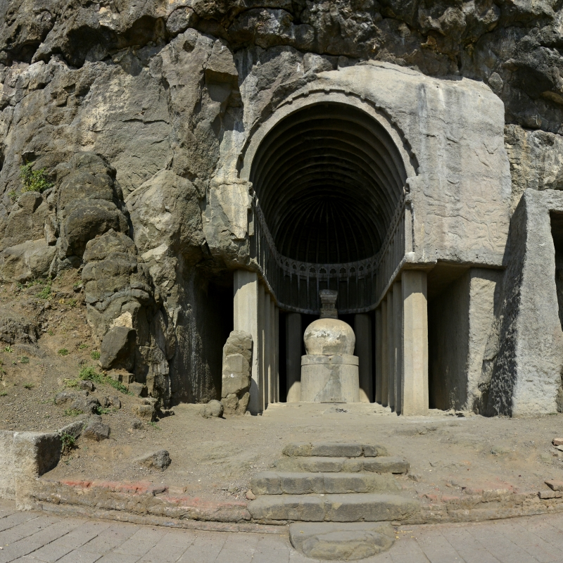 Chaitya at Aurangabad caves