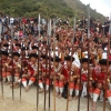The Hornbill Festival is a state-sponsored event that is meant to showcase the various tribes of Nagaland (Courtesy: Wikimedia Commons)
