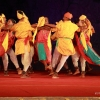 Gujarati Folk Dance at Mahabalipuram (Photo Credits: Gopi Pepakayala, created by p_gkkumar, Creative Commons)