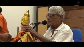 Embedded thumbnail for The Art of Bommalattam: In conversation with Kudanthai Chandher