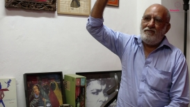 Embedded thumbnail for Brahma and the Legends of Pushkar: Interview with Kamal Swaroop (Part II)